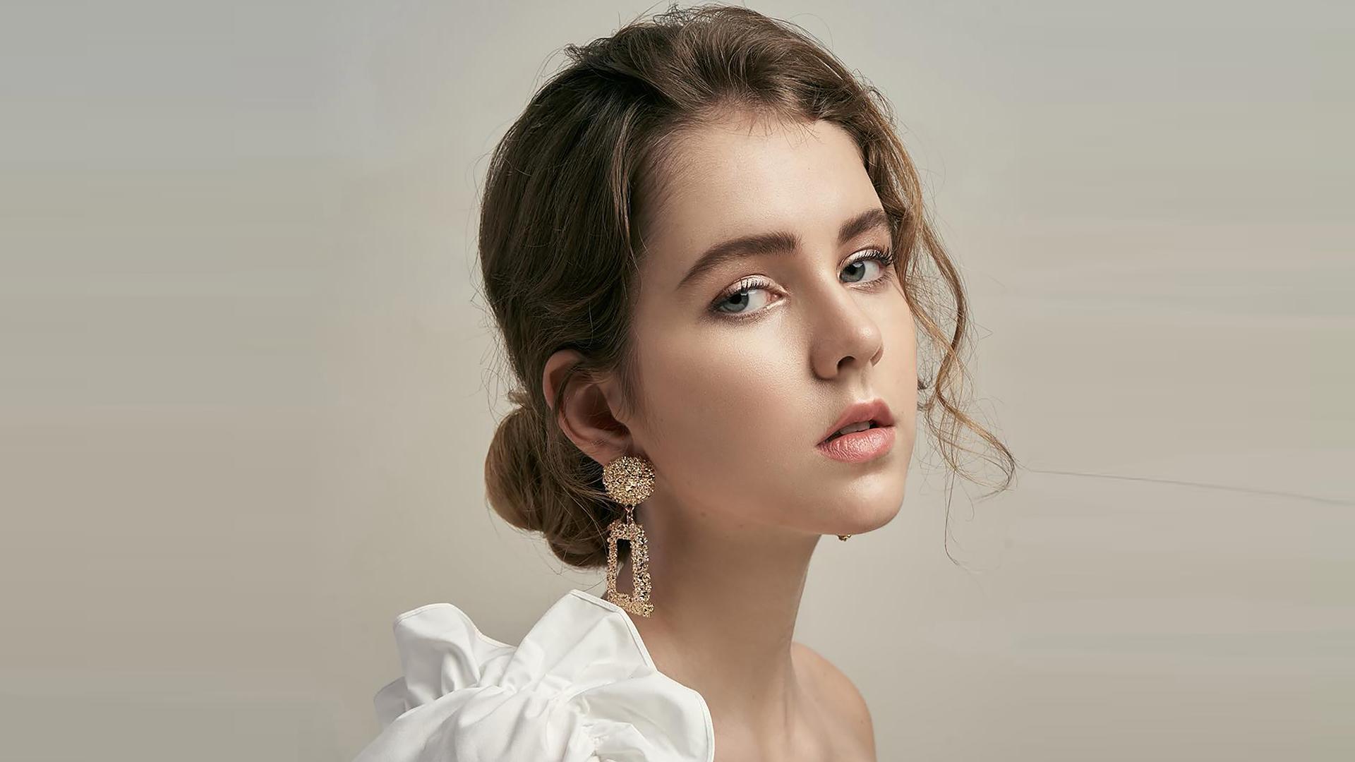 外國女模特兒,女外模,史嘉莉,寰星模特兒經紀公司 Scarlett